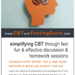 One to One CBT – CBT and Feeling Good Dublin Ireland